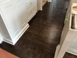 new kitchen flooring in georgetown kentucky