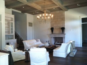 home remodeling chandelier fireplace open floor plan living room georgetown frankfort kentucky