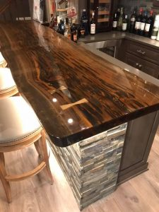 custom countertop wood grain georgetown ky contractor remodeler remodeling company expert quality