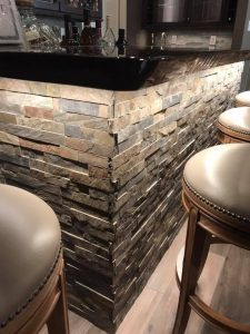 custom countertop ceramic tile bar georgetown frankfort versailles paris kentucky ky