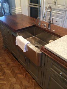 kitchen island installer cabinet maker store georgetown frankfort kentucky